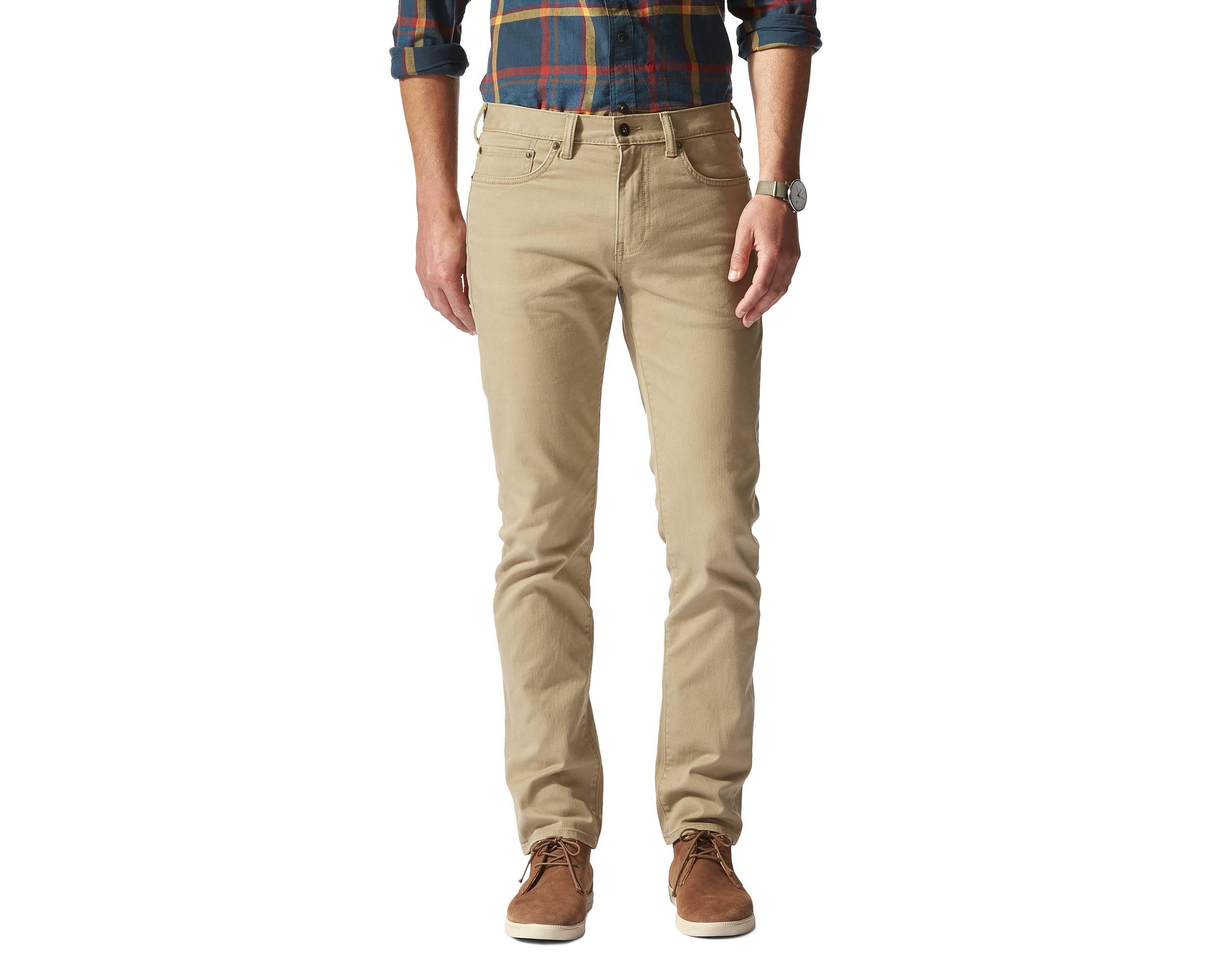 Khaki Jeans for Men - Shop Men's Khaki Jeans | Dockers®