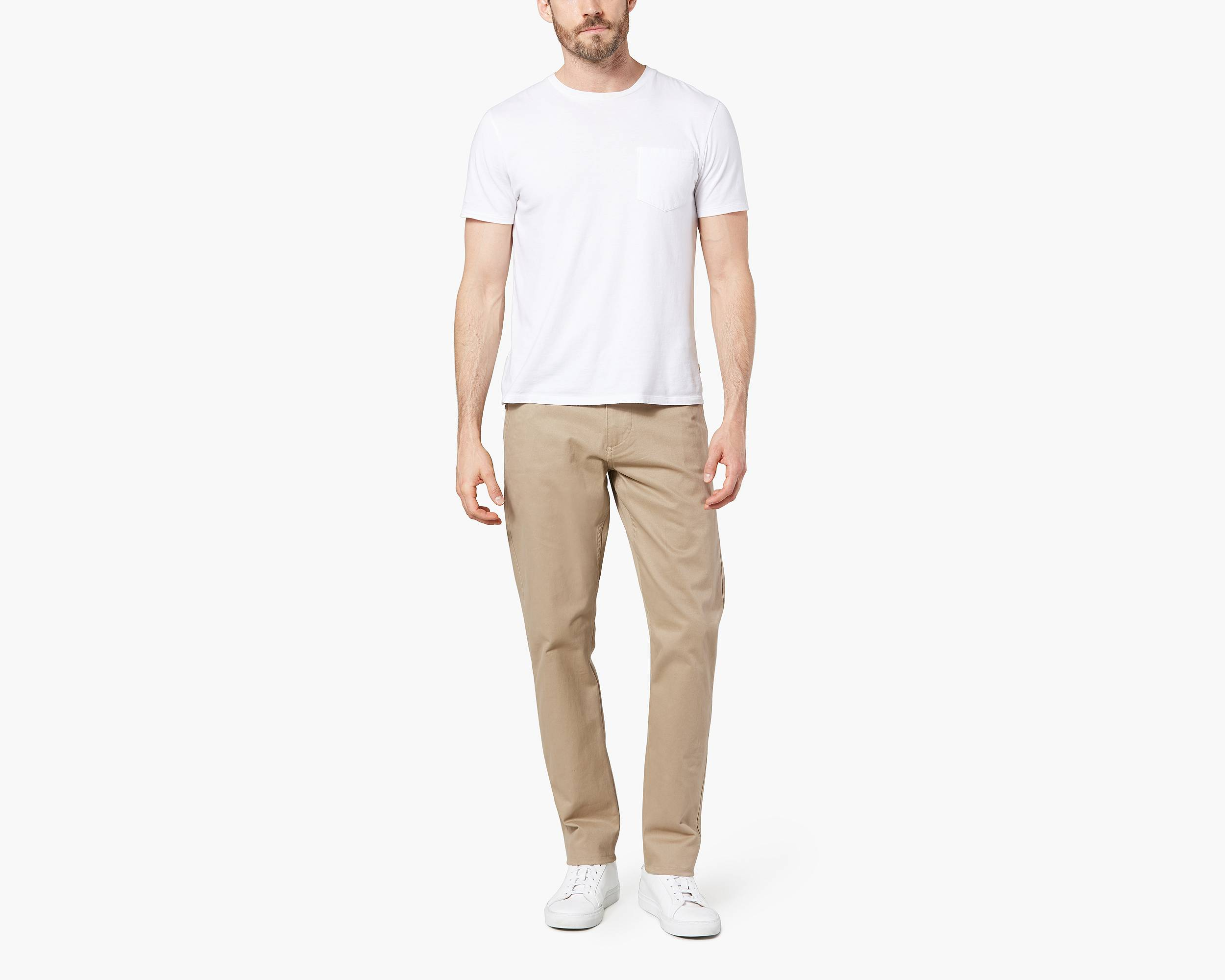 Dockers® Alpha Stretch Khaki, Slim Tapered | NEW BRITISH KHAKI ...