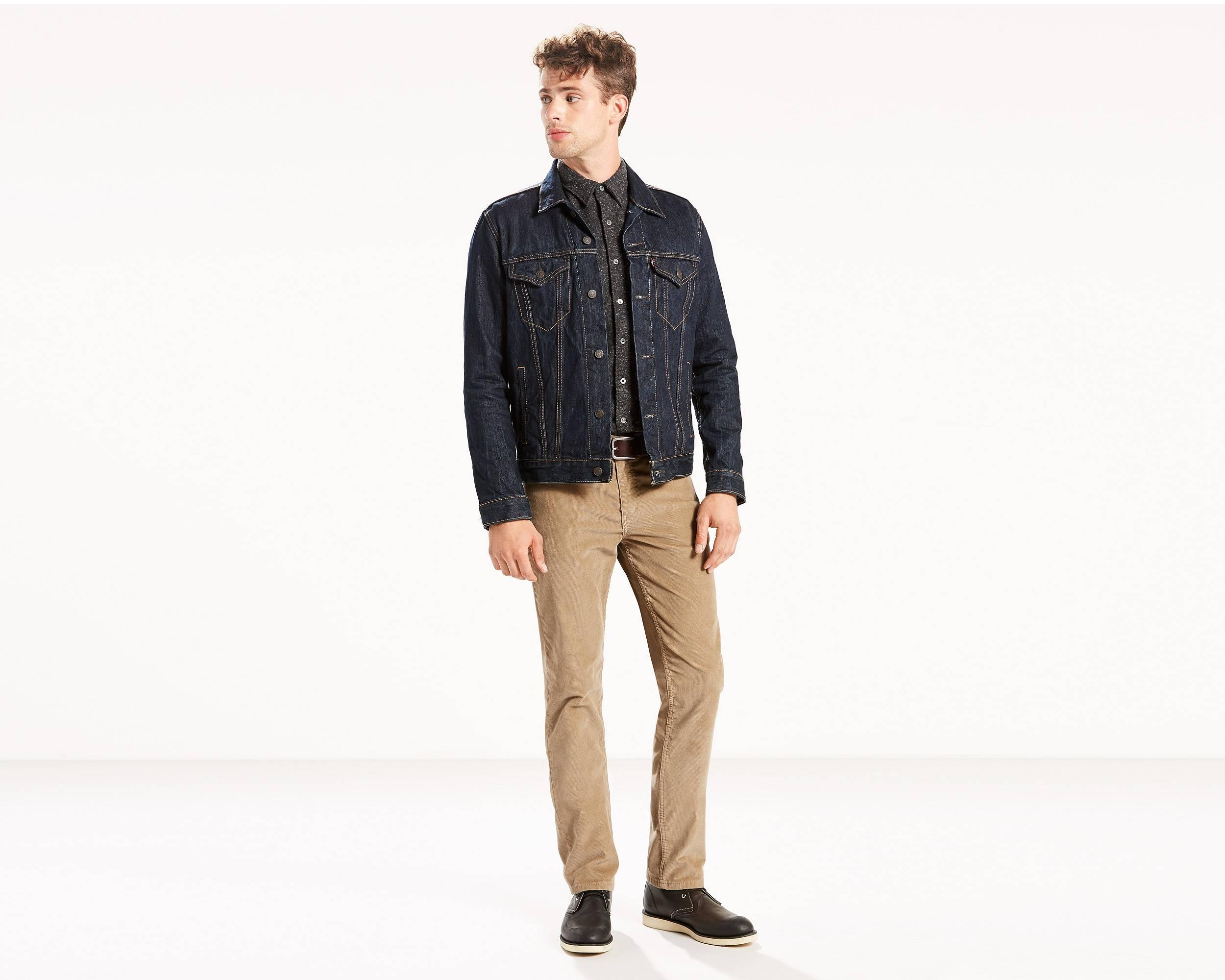 511™ Slim Fit Corduroy Pants | Tan |Levi&39s® United States (US)