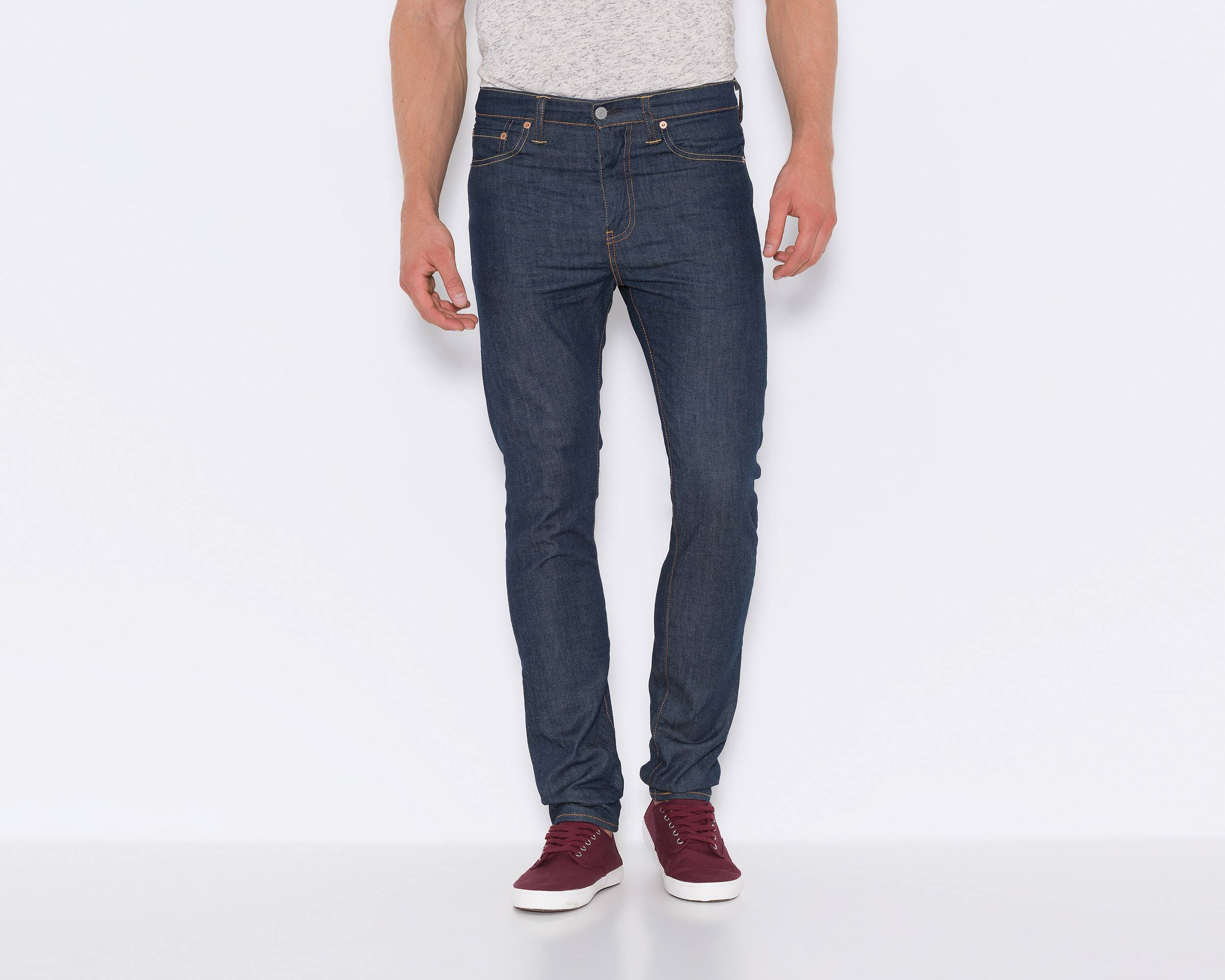 510™ Skinny Fit Jeans | Broken Raw |Levi's® Norway (NO)