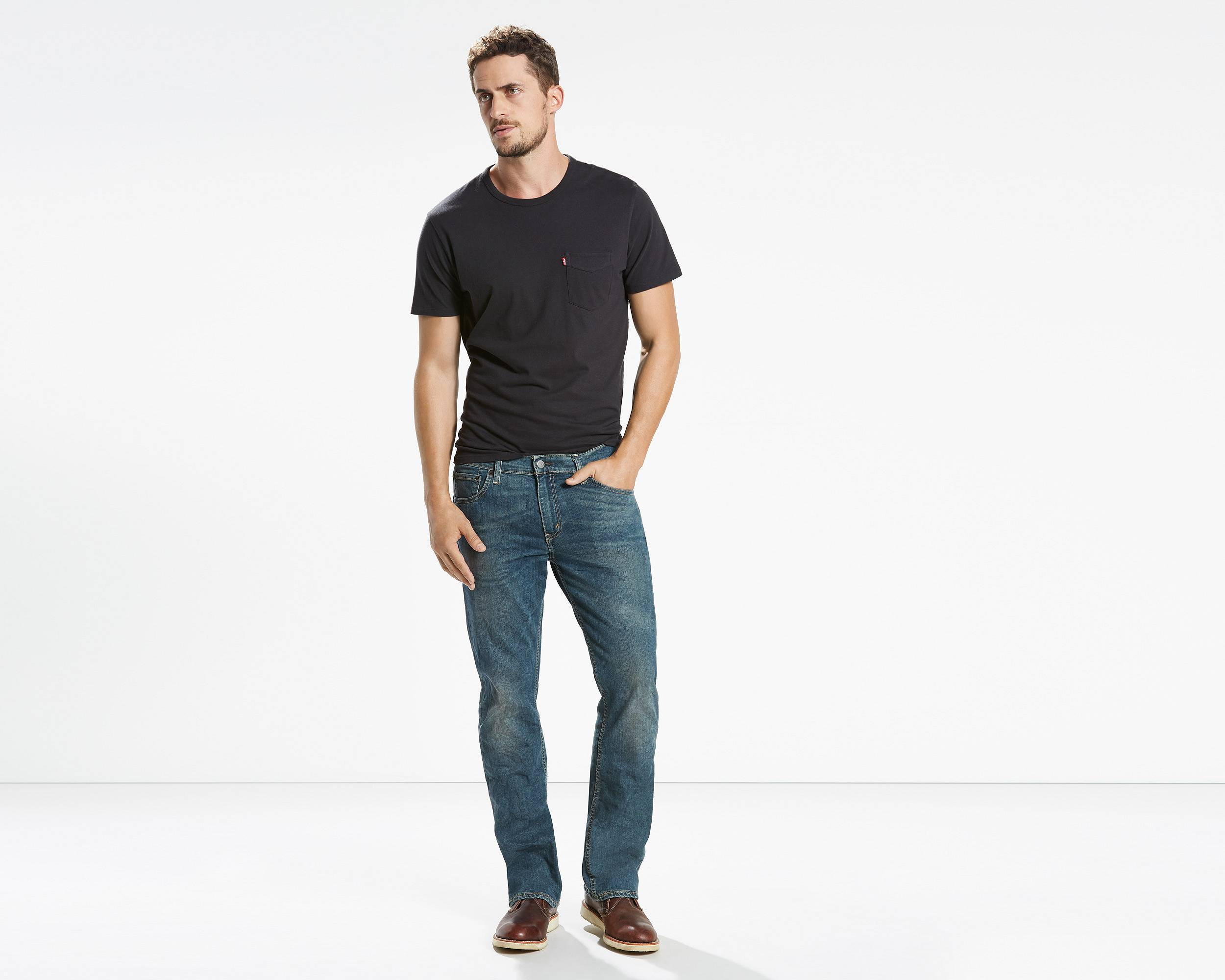 527™ Slim Boot Cut Stretch Jeans | Ficous |Levi&39s® United States (US)