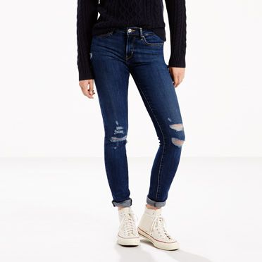 711 Skinny Jeans | Black Sheep |Levi's® United States (US)
