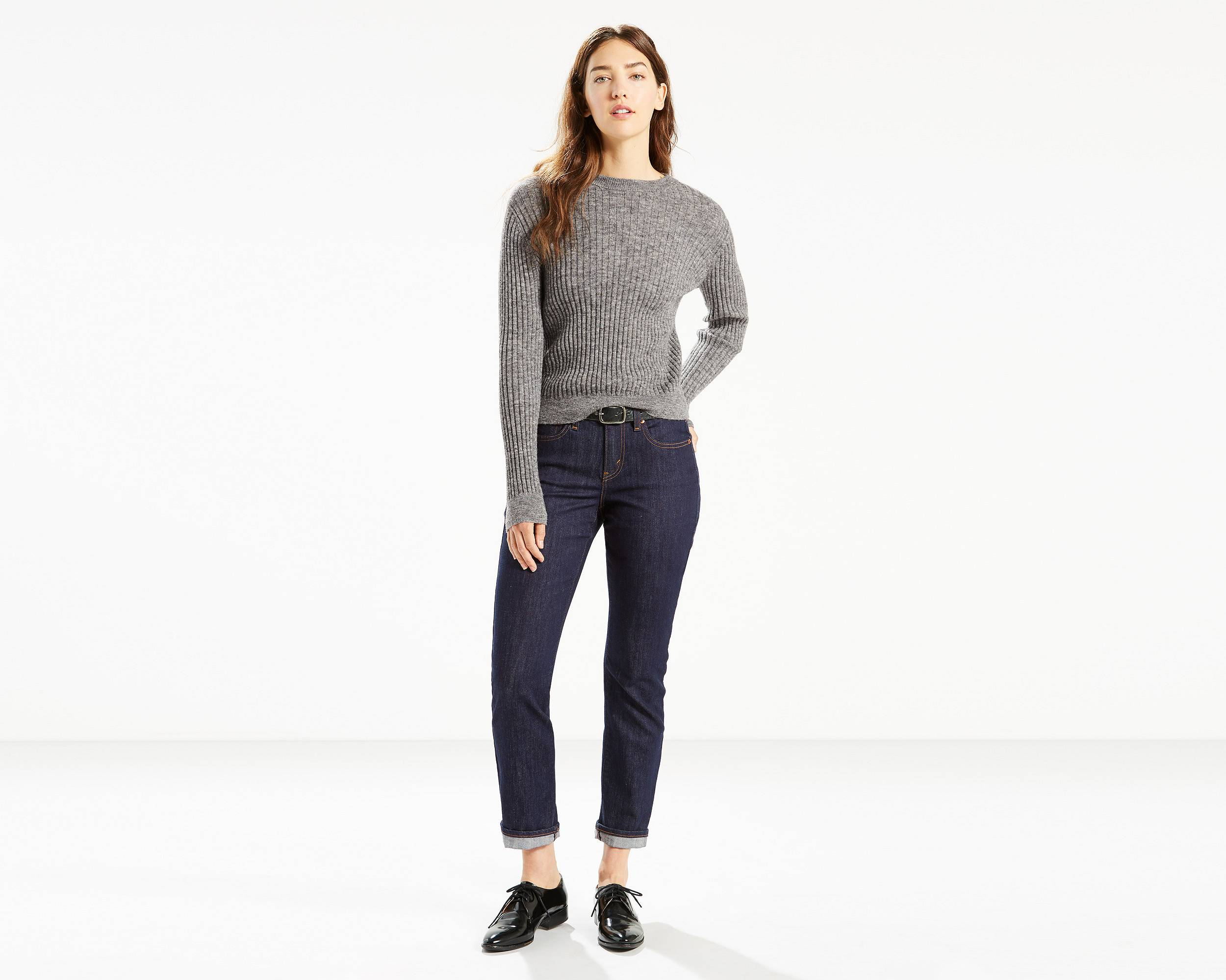 Straight Leg Jeans - Shop Women's Straight Leg Jeans | Levi's®