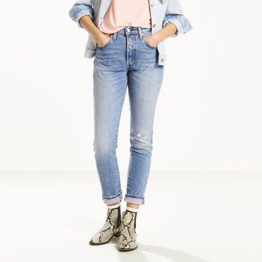 501® Stretch Skinny Jeans at Levi's in Daytona Beach, FL | Tuggl