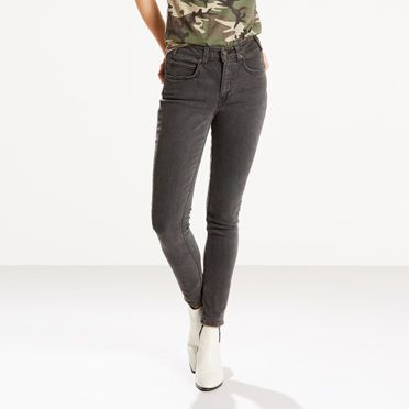 721 High Rise Skinny Jeans | Lone Wolf |Levi's® United States (US)