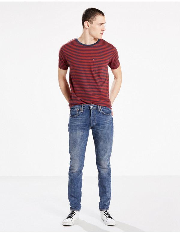 501R Skinny Warp Stretch Jeans