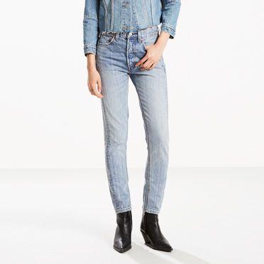 501® Altered Skinny Jeans at Levi's in Daytona Beach, FL | Tuggl