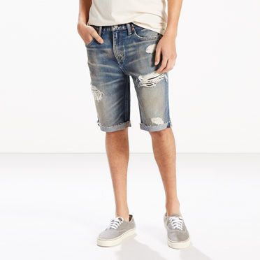 511™ Slim Cut-Off Shorts at Levi's in Daytona Beach, FL | Tuggl