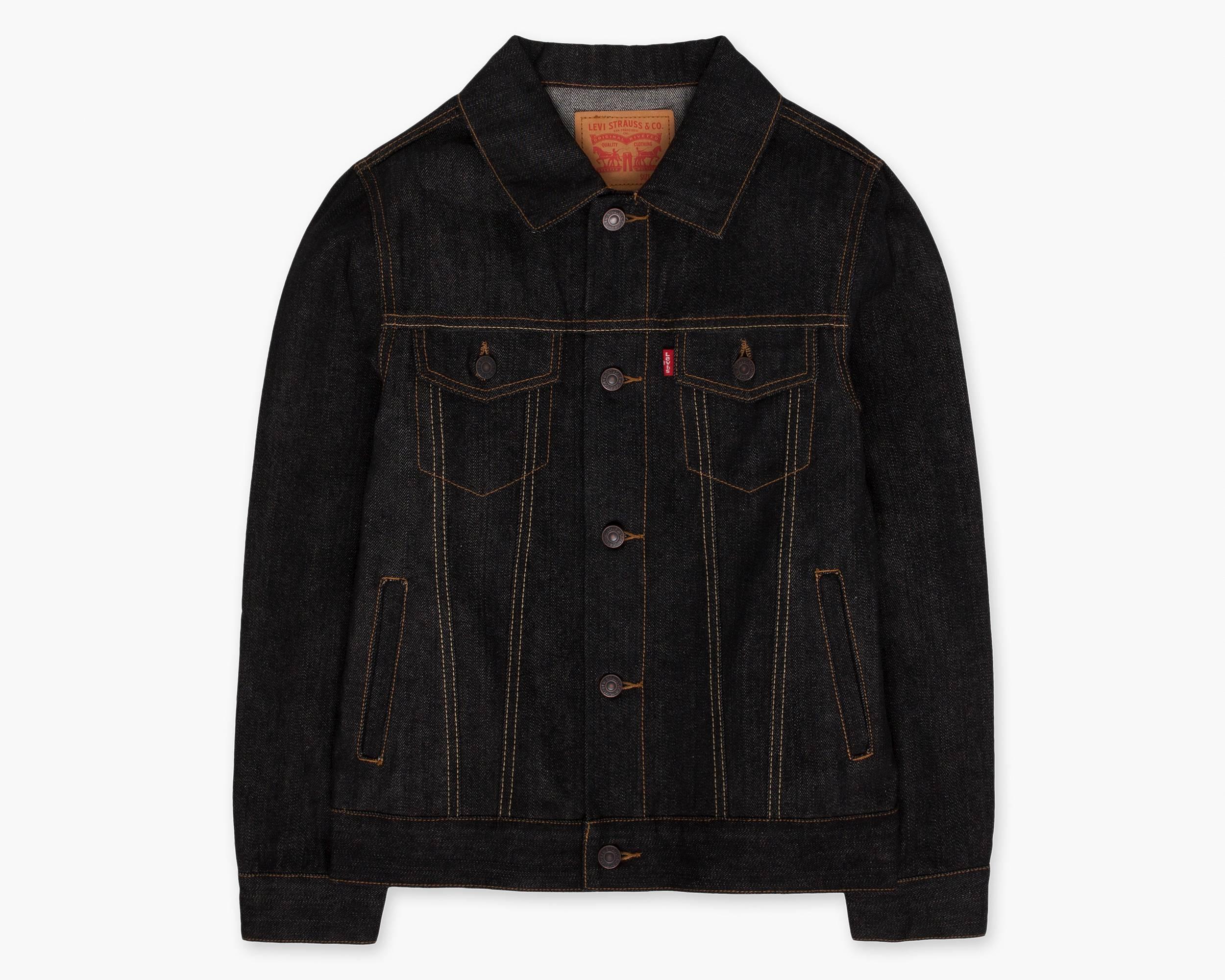 Boys Jean Jackets & Denim Vests - Boys Outerwear | Levi's®
