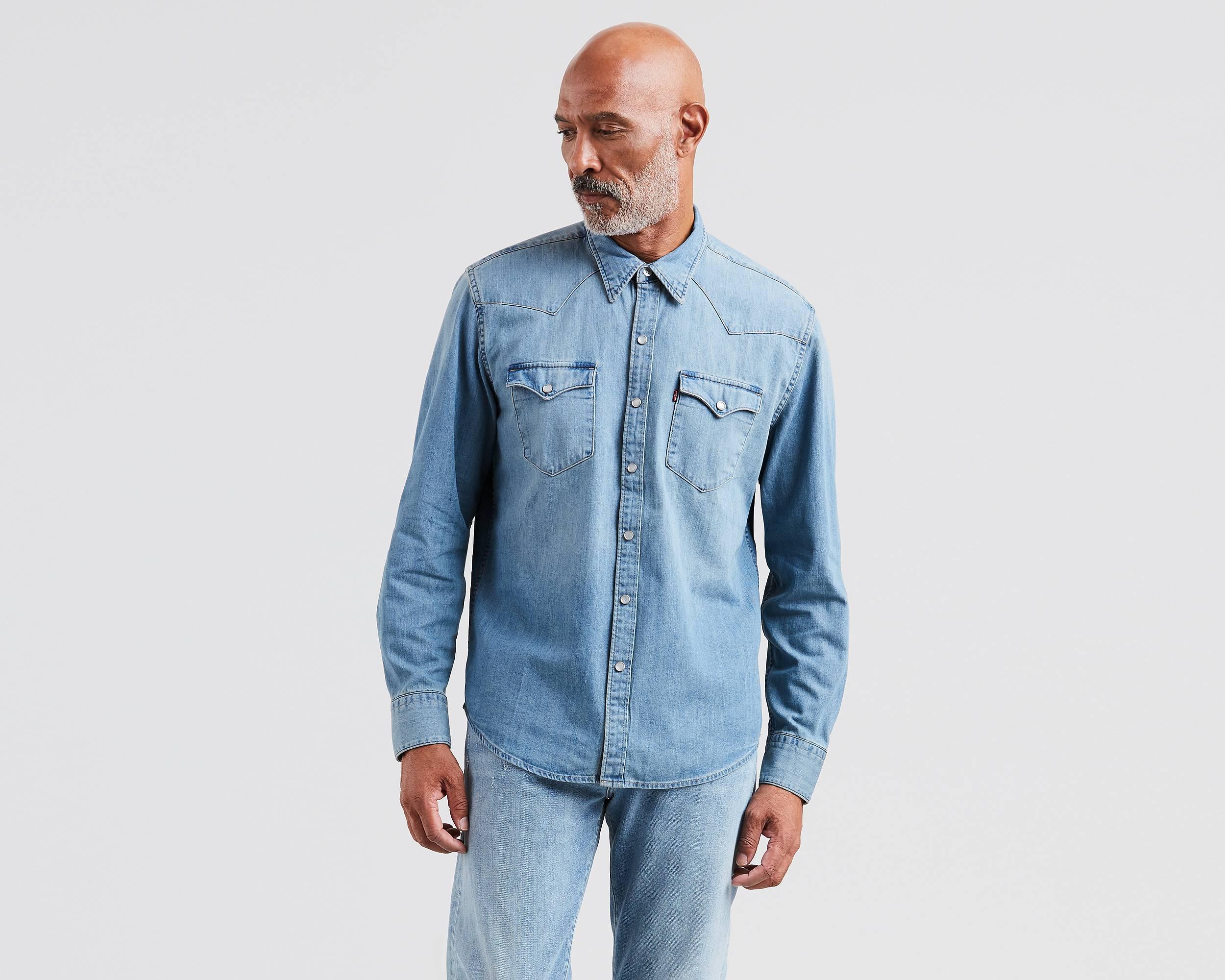 Men&39s Shirts - Shop Men&39s Denim Shirts | Levi&39s®