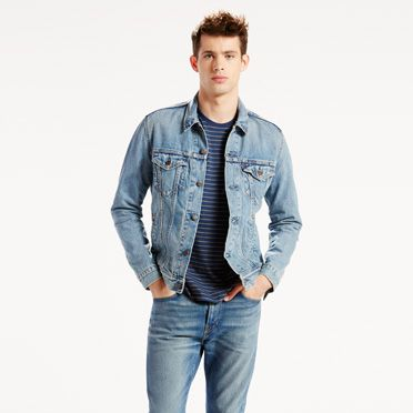 The Trucker Jacket | Rinse |Levi's® United States (US)