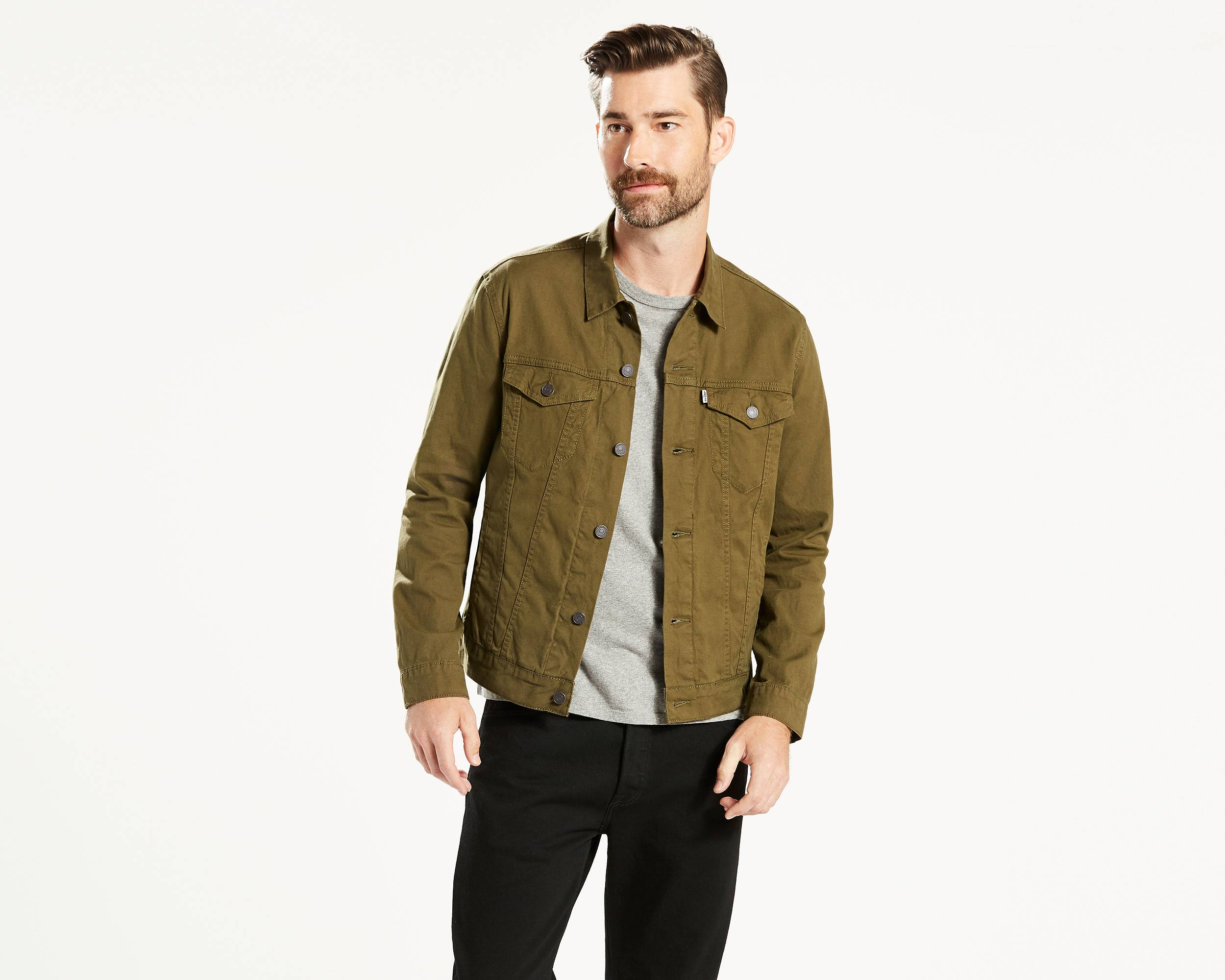 Trucker Jacket - Shop the Original Men&39s Denim Jacket | Levi&39s®