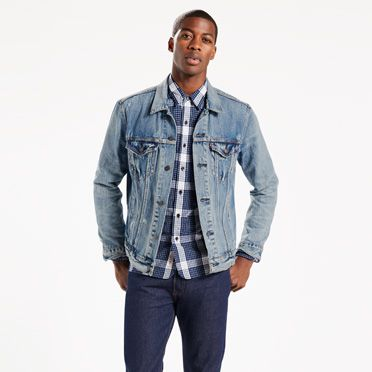 Denim jacket mens
