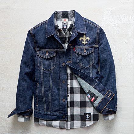 Nfl Apparel Shop Nfl Gear Shirts Jackets Amp More Levi S 174