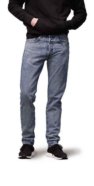 4b8bdf03027 Men's Athletic Fit Jeans - Shop Athletic Jeans