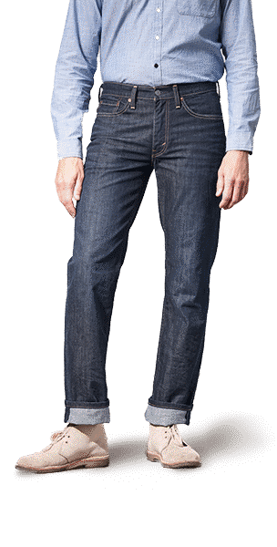 e545b115efe Men's Slim Jeans - Shop Slim Fit Jeans for Men | Levi's® US